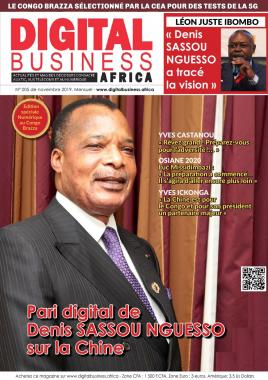 DIGITAL BUSINESS AFRICA - 31/10/2019