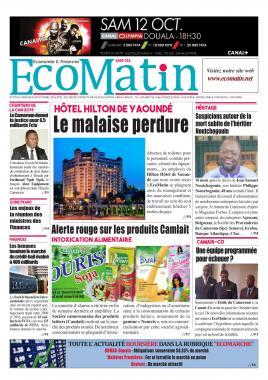 Ecomatin - 09/10/2019