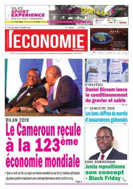 Le Quotidien de l'Economie - 17/10/2019