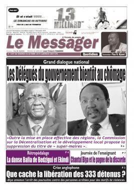 Le Messager - 04/10/2019