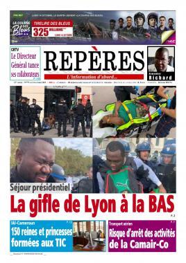 Repères - 14/10/2019