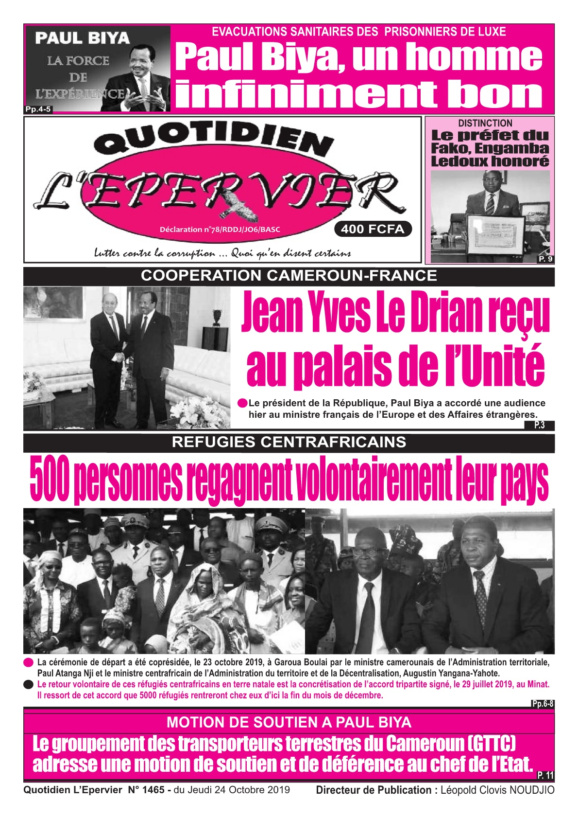 L'Epervier - 24/10/2019