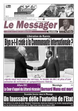 Le Messager - 07/10/2019