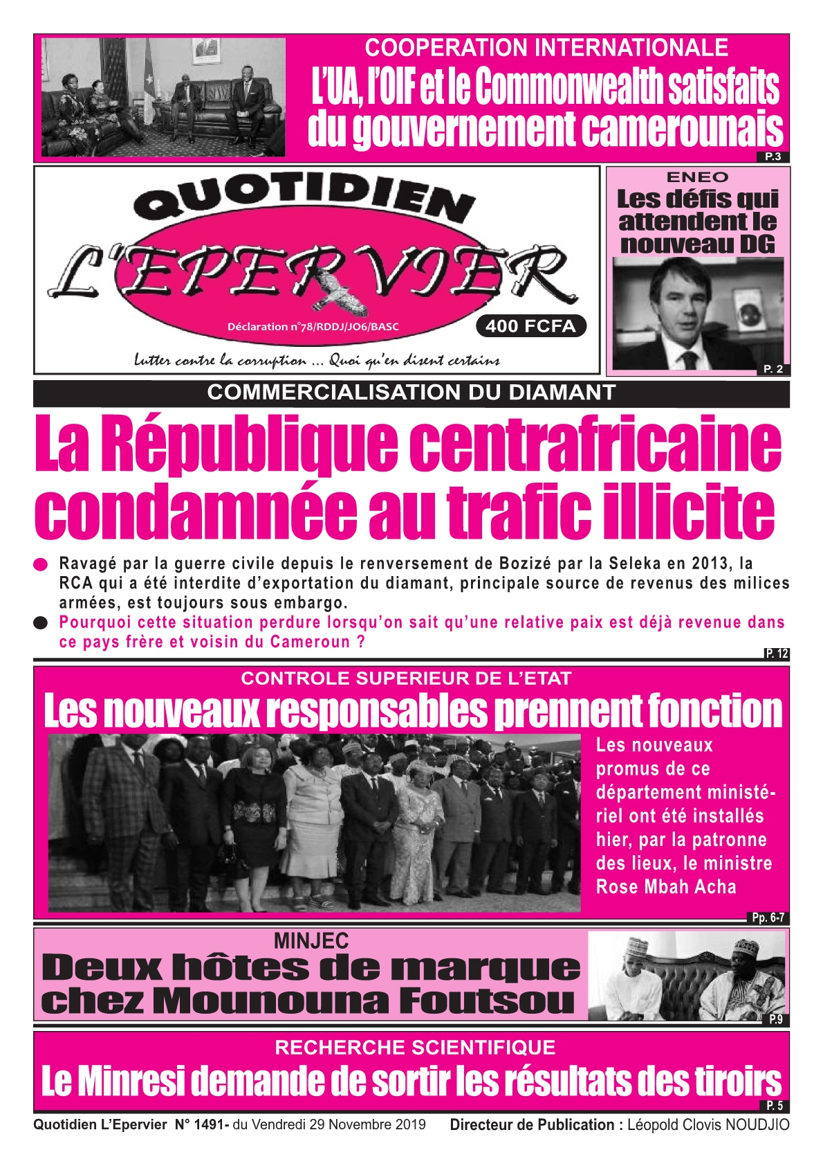 L'Epervier - 29/11/2019