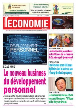 Le Quotidien de l'Economie - 07/11/2019