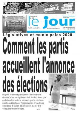 Le Jour - 12/11/2019