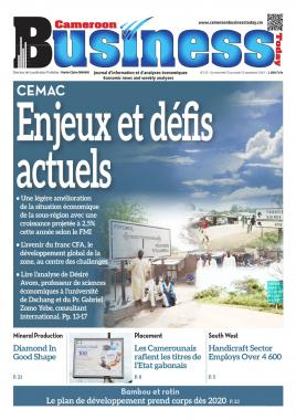 Cameroon Business - 20/11/2019