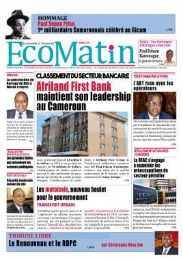 Ecomatin - 13/11/2019