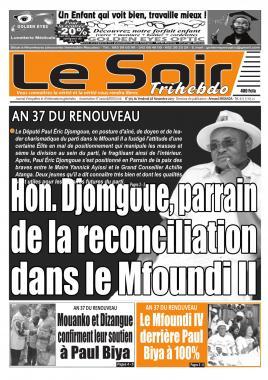 Le Soir - 08/11/2019