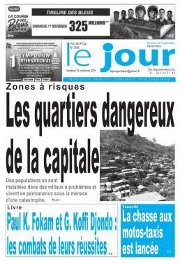 Le Jour - 15/11/2019