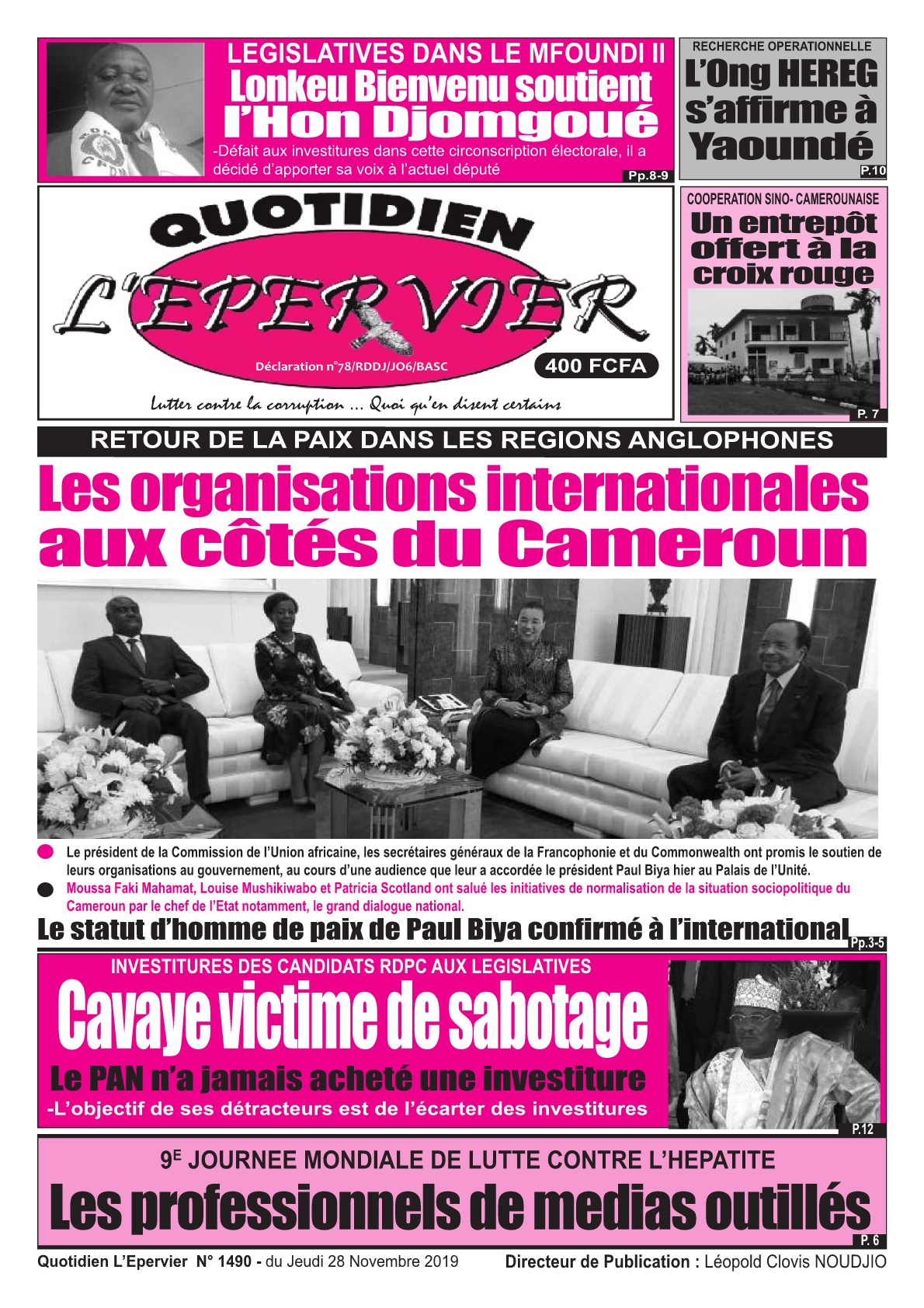 L'Epervier - 28/11/2019