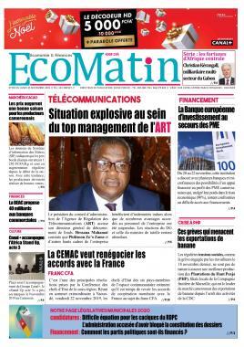 Ecomatin - 25/11/2019