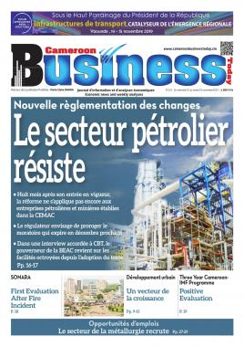 Cameroon Business - 14/11/2019