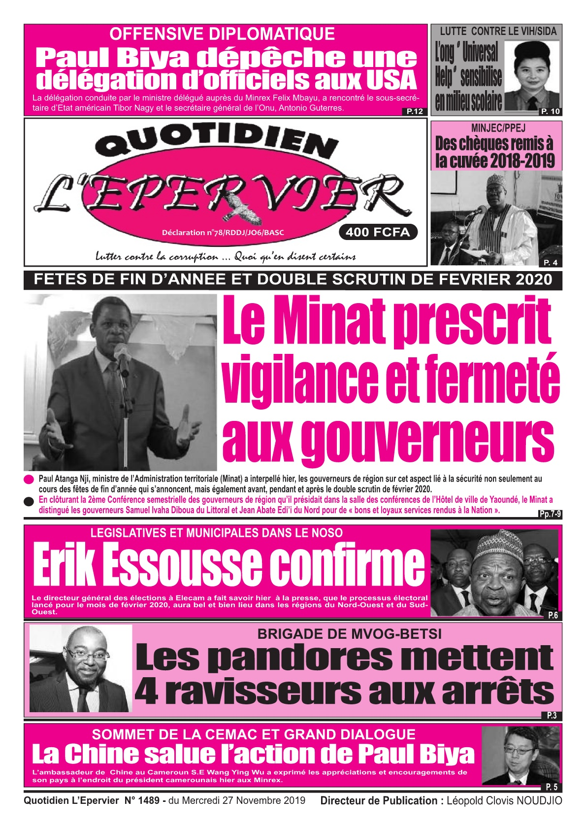 L'Epervier - 27/11/2019