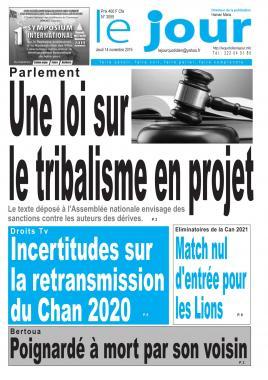 Le Jour - 14/11/2019