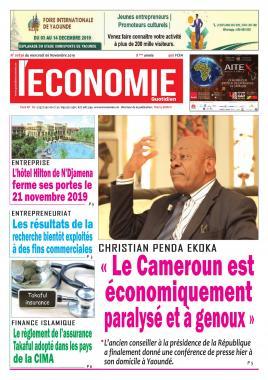 Le Quotidien de l'Economie - 06/11/2019