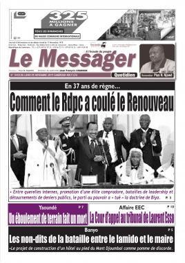 Le Messager - 05/11/2019