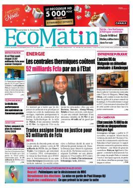 Ecomatin - 27/11/2019