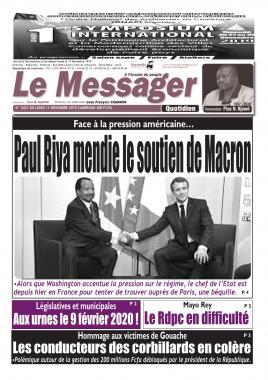 Le Messager - 11/11/2019