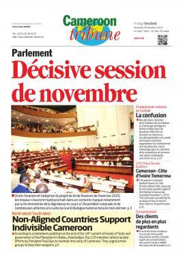 Cameroon Tribune - 08/11/2019