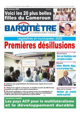 Baromètre - 12/12/2019