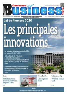 Cameroon Business - 11/12/2019