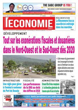 Le Quotidien de l'Economie - 09/12/2019