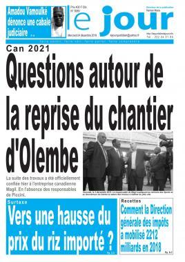 Le Jour - 04/12/2019