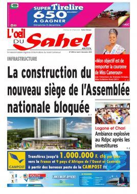 L'oeil du Sahel - 02/12/2019