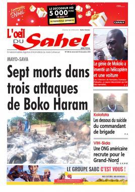 L'oeil du Sahel - 04/12/2019