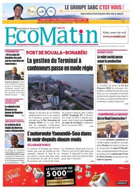 Ecomatin - 09/12/2019
