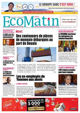 Ecomatin - 11/12/2019