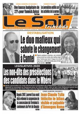 Le Soir - 23/12/2019