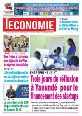 Le Quotidien de l'Economie - 11/12/2019