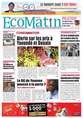 Ecomatin - 04/12/2019