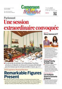 Cameroon Tribune - 12/12/2019