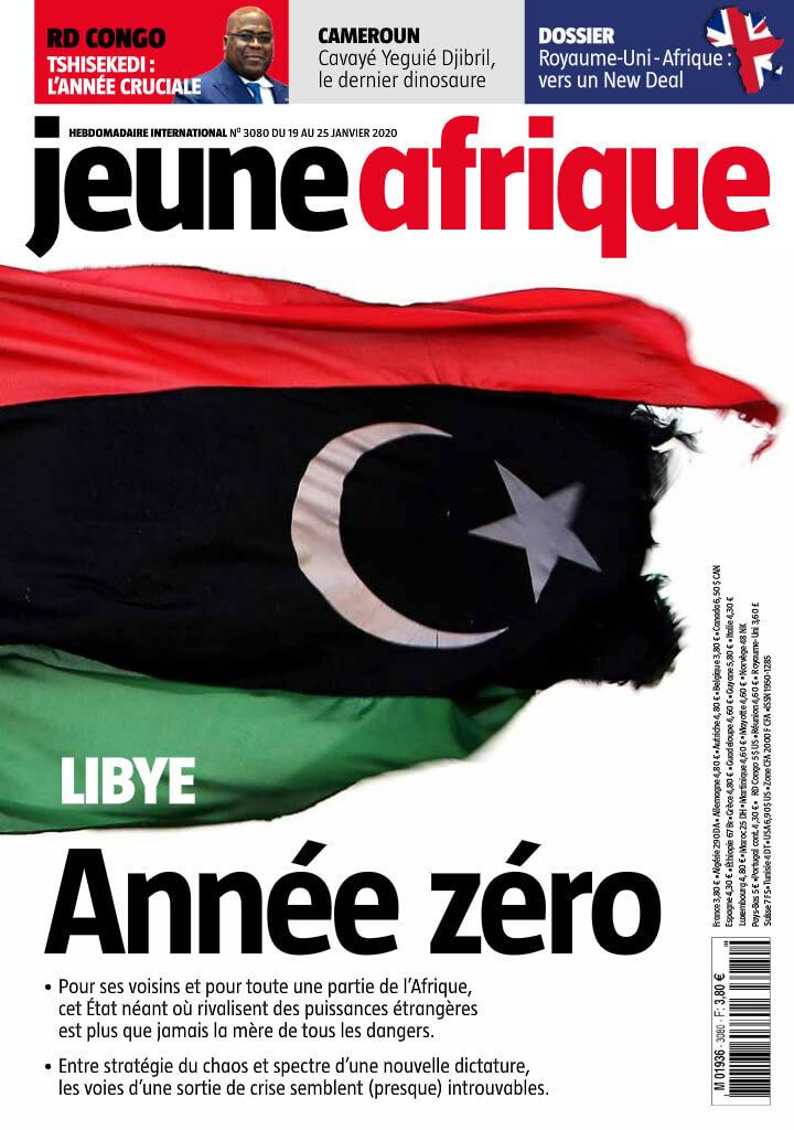 JEUNE AFRIQUE -20/01/2020
