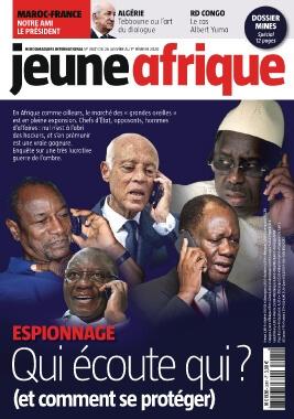 JEUNE AFRIQUE -27/01/2020
