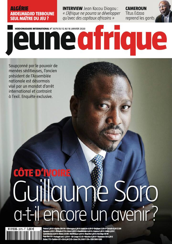 JEUNE AFRIQUE -13/01/2020