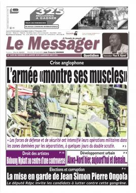 Le Messager - 24/01/2020