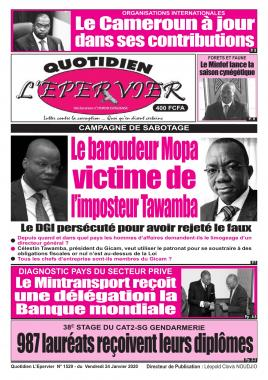 L'Epervier - 24/01/2020