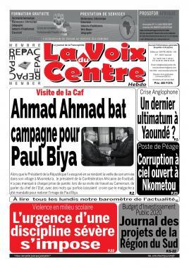 LA VOIX DU CENTRE - 20/01/2020
