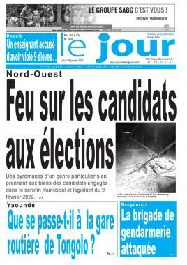 Le Jour - 09/01/2020