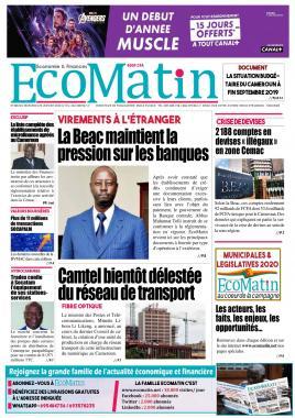 Ecomatin - 29/01/2020