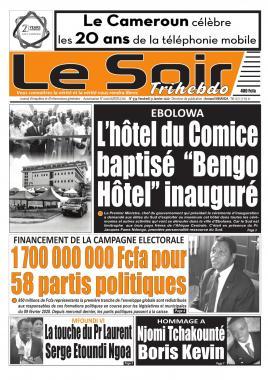 Le Soir - 31/01/2020