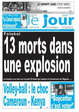 Le Jour - 07/01/2020