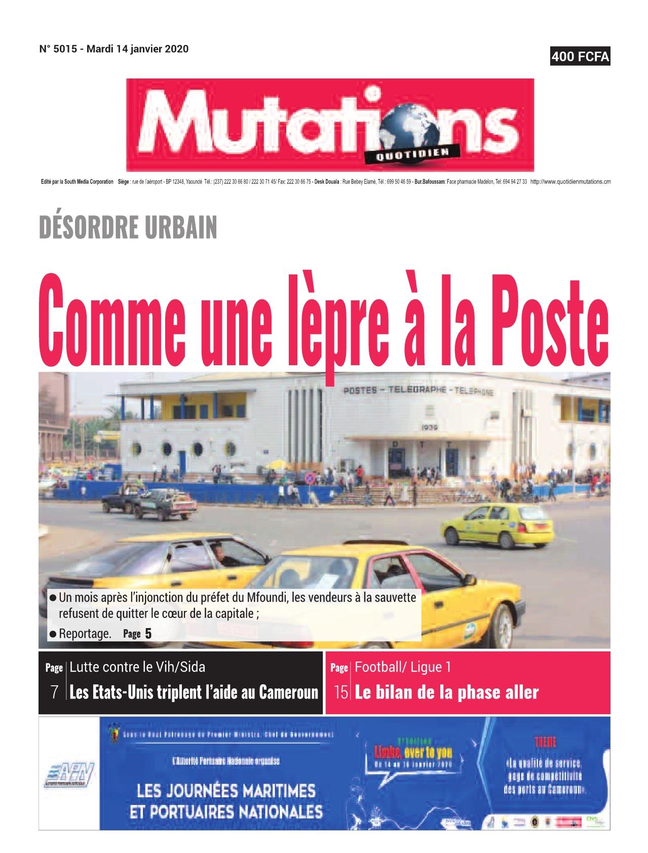 Mutations - 14/01/2020