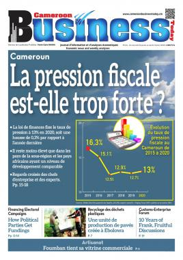 Cameroon Business - 29/01/2020