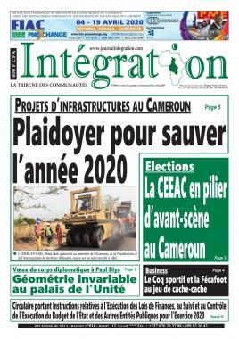 Intégration - 13/01/2020