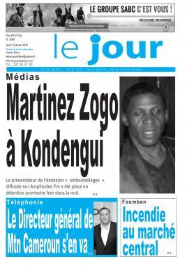 Le Jour - 23/01/2020